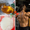 Olio steroide Bodybuilding 450mg/ml di Supertest 450
