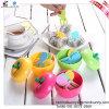 10PCS Plastic Lovely Multicolor Fruit Fork