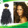 человеческие волосы Extension 7A Grade Unprocessed Natural Black бразильские Virgin Hair