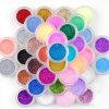 Polvo coloreado popular del brillo del poliester 2015