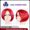 Mode Synthetic Lace Wig avec Man Made
