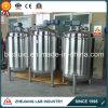 Réservoir de homogénisateur de Bls/récipient acier inoxydable/réservoir revêtu de double
