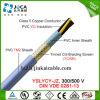 câble de commande flexible de 300/500V Yslycy-Jz (VDE 0281-13)