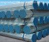 API 5L X42 tubo de acero de la galvanización caliente de Diped de 2 pulgadas