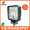 Hete Seller 24W LED Work Light Waterproof LED Work Light 12/24V Aluminium LED SUV Truck Light