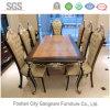 Nuevos muebles clásicos euro del restaurante fijados/vector del sitio de Ding/silla (GN-HFD-01)