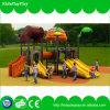 熱い販売は自由にプラスチック子供の屋外の運動場をカスタム設計する