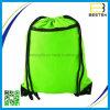 Мешок Backpack Drawstring выдвиженческого изготовленный на заказ водоустойчивого полиэфира 210d Nylon