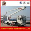 Camion fonctionnant d'haute altitude de Dongfeng Tianjin 20 mètres