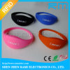 Wristband passivo Printable de 125kHz RFID para a gerência do evento