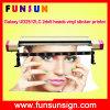 ギャラクシーUd2512LC 2dx5 Heads Large Format Eco Solvent Printer (2.5m/8FT、cmyk 4カラー、ビニールのステッカーのための1440dpi、)