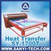 El traspaso térmico de Sy-1700t trabaja a máquina el 1.7m