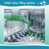 Installation de mise en bouteille de l'eau/chaîne de production Integrated