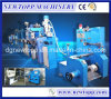 Línea química automática de la protuberancia de cable del PLC que hace espuma Xj-50+35