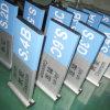 Niet-verlichte Doorplate Signage van het Aluminium