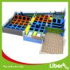 Comment construire la nouvelle arène de trempoline
