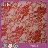 Lita 최신 판매 평야에 의하여 염색되는 나일론 스판덱스 레이스