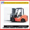 2-3.5t Vrachtwagen van Counterbalaced Froklift van de Verbranding van Cpcd20 de Interne