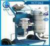 25Lへの100L/Min Flow Rate Industrial Waste Oil Filter Machine