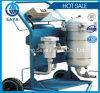 25L a 100L/Min fluem máquina do filtro de óleo do desperdício industrial da taxa