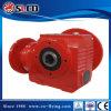 Serie-Getriebe 90 Grad-Antriebswelle-Getriebemotor-schraubenartiges Wurm Reduktor Laufwerk