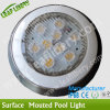 18X3w Surface Mounted LED Swimming Pool Light, RGB Remoter Controller