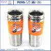 450ml la pared doble BPA libera la taza aislada personalizada del recorrido del acero inoxidable, taza de café, taza auto