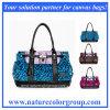 2016 nuova signora progettata Fur Handbag (HB-021) di modo