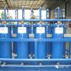 Solution de détartrage d'usine de traitement des eaux résiduaires d'électrocoagulation