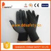 Nylon /Polyester Gloves met Seamless en pvc Gloves (DKP418)