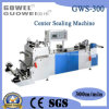 Film (GWS-300)를 위한 중심 Sealing Shopping Bag Machine