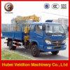 Vrachtwagen van de Kraan van Foton de Hete 5t Hydraulische