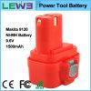 батарея 9120 електричюеского инструмента Sc 1.5ah