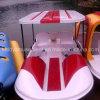 Barco da água do equipamento da água de 4 pessoas para o parque de diversões