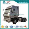 Camion d'entraîneur de Sinotruk HOWO A7 371HP 6X4