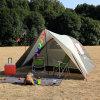 Tente rapide colorée promotionnelle de lancement de plage
