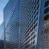 Geslagen om het Blad van het Aluminium van Gaten met Perforatie voor Het Systeem van de Gordijngevel
