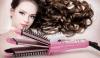 3 em em 1 Straightener e ondulação do cabelo da beleza do cabelo
