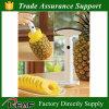 100% coupes en plastique populaire de Peeler de trancheuse de Corer d'ananas de la catégorie 2015 comestible