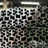 Protuberancia de aluminio/perfil de aluminio con dimensión de una variable del cliente