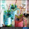 De buitensporige Kleurrijke Kruik van de Metselaar van het Glas Populatiry