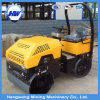 1 Tonne Hydraulic Ride auf Double Drum Vibratory Road Roller (HW-900)