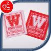 Логоса письма цены по прейскуранту завода-изготовителя ярлыки тавра ярлыка/одежды изготовленный на заказ главным образом