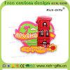Souvenir promotionnel personnalisé Malaisie (RC-MY) d'aimants de réfrigérateur de silicones de décoration de cadeaux