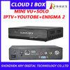 Wolke-Ibox DVB-S2 Digital-Satellitenempfänger-Stützrätsel 2+IPTV+Youtobe MiniVu+Solo