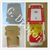Blanc extérieur et cadre intérieur normal/de Papier d'emballage pizza (CCB028)
