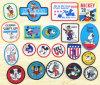 만화 길쌈 훈장 의복 레이블