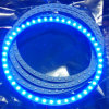 150mm 45SMD3528 Xenon White Car Light LED Angel Eye