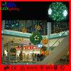 휴일 Decorationg 거대한 주제 거는 공 빛