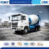 8m3 HOWO 6X4 Concrete Mixer Truck (WL5259GJBA)